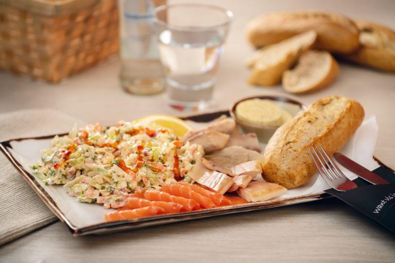 Vishandel Viswinkel Visscher Seafood Zwolle Sfeer Menu
