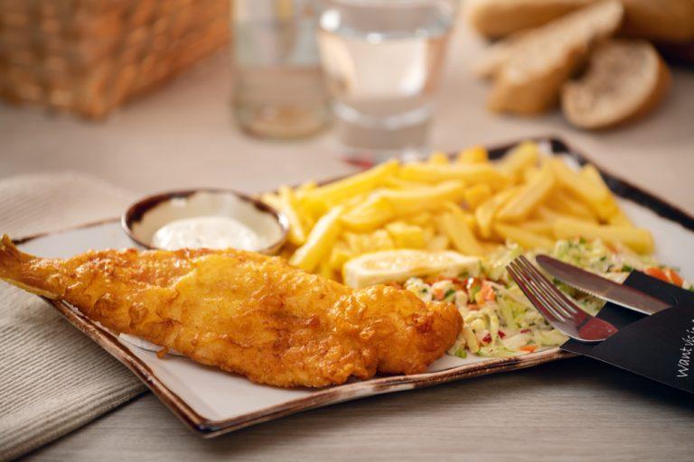 Vishandel Viswinkel Visscher Seafood Zwolle Sfeer menu lekkerbek