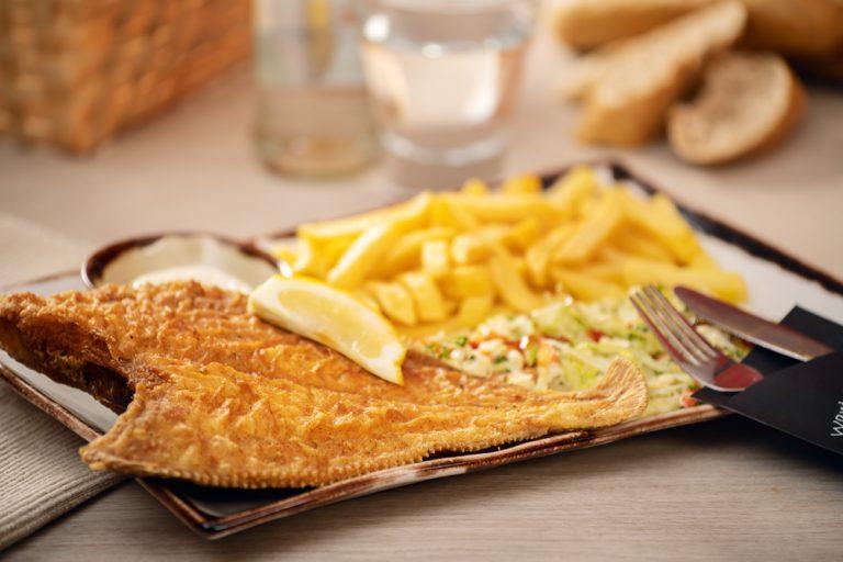 Vishandel Viswinkel Visscher Seafood Zwolle Sfeer Menu vis schol
