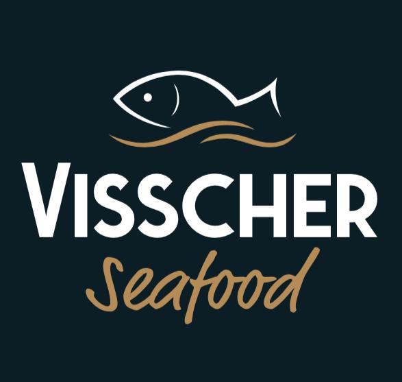 Vishandel Visscher Seafood Zwolle Logo