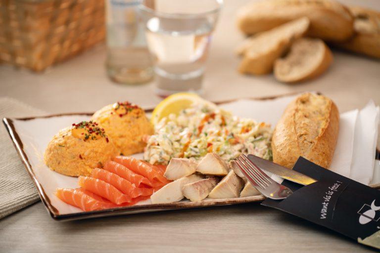 Vishandel Viswinkel Visscher Seafood Zwolle Zwolsche Menu