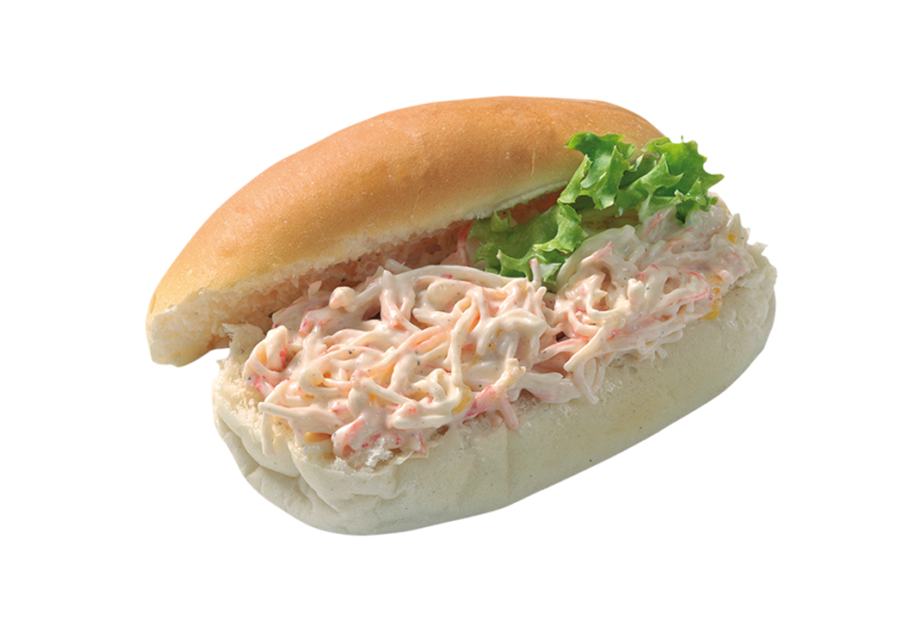 Vishandel Viswinkel Visscher Seafood Zwolle Broodje krabsalade