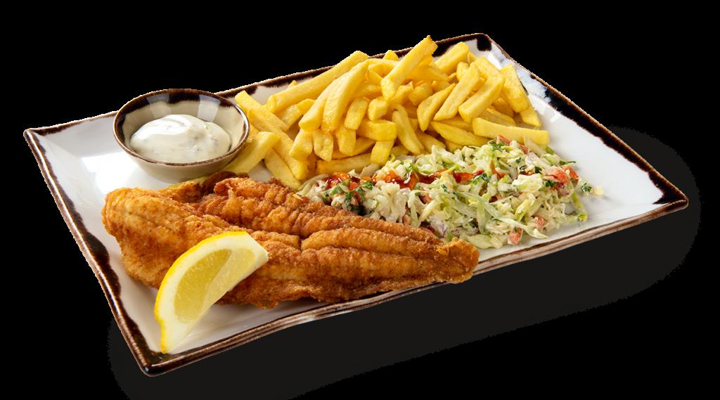 Vishandel Visscher Seafood Zwolle vis visspecialiteiten Menu Scholfilet
