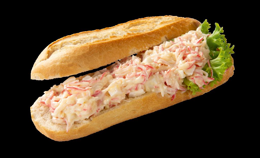 Vishandel Visscher Seafood Zwolle vis visspecialiteiten Menu Krab salade