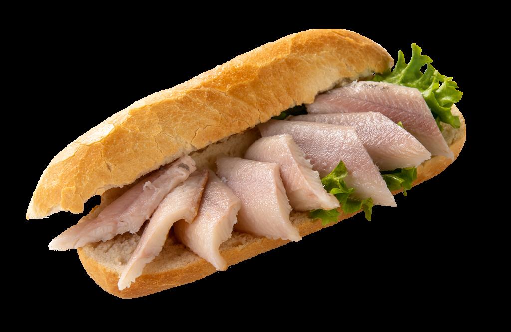Vishandel Visscher Seafood Zwolle vis visspecialiteiten Pistolet Paling Broodje