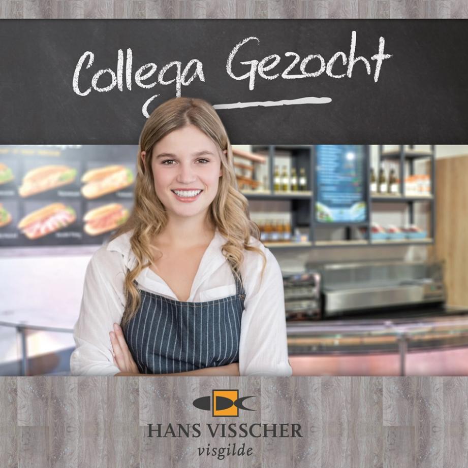 Vishandel Viswinkel Visscher Seafood Zwolle Collega
