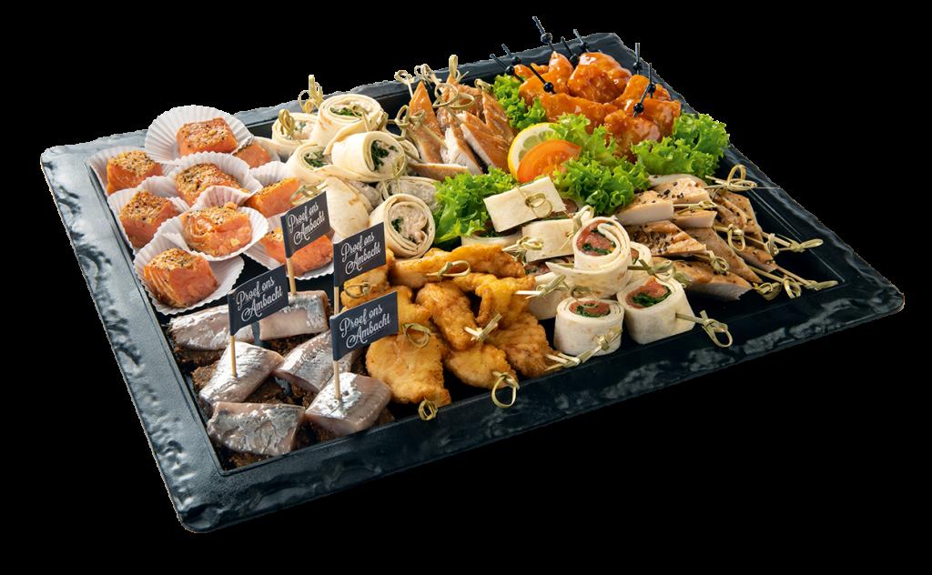 Vishandel Visscher Seafood Zwolle vis visspecialiteiten Vissnacksschotel