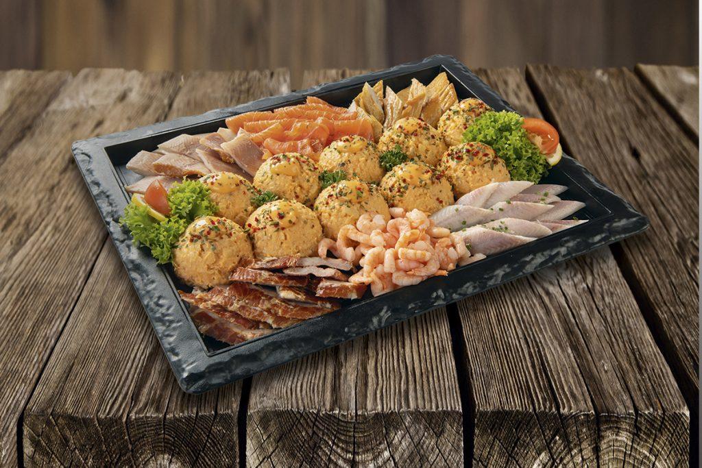 Vishandel Visscher Seafood Zwolle visschalen Vis